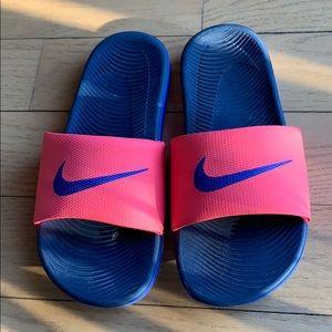 Nike Slide Backs